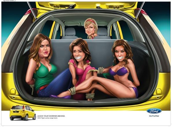 Ford-Figo-Sexist-Print-Ad-starring-Paris-Hilton