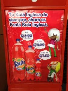 Articulo: Kola Inglesa se fusiona con Fanta