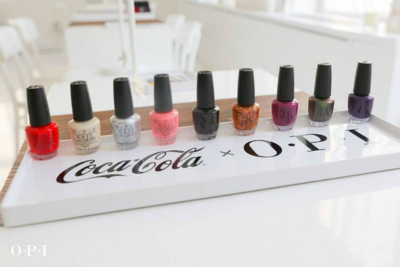 Coca-Cola-by-OPI-Collection